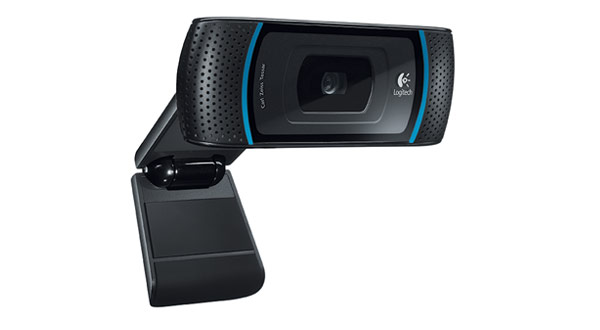 Logitech Webcam B910HD