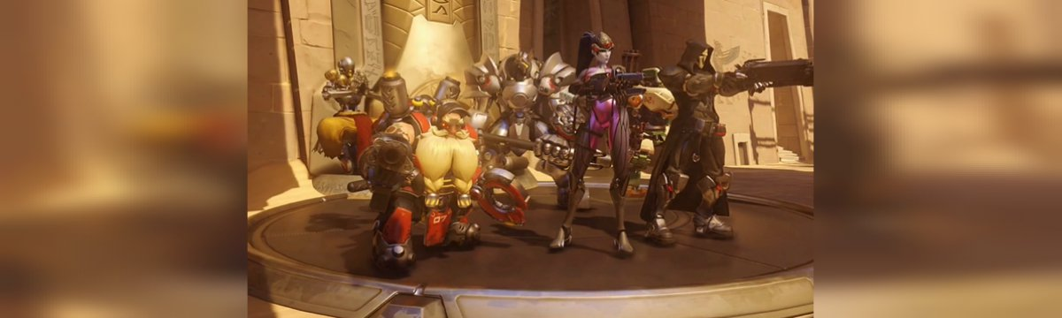Overwatch, lo sparatutto in prima persona Blizzard
