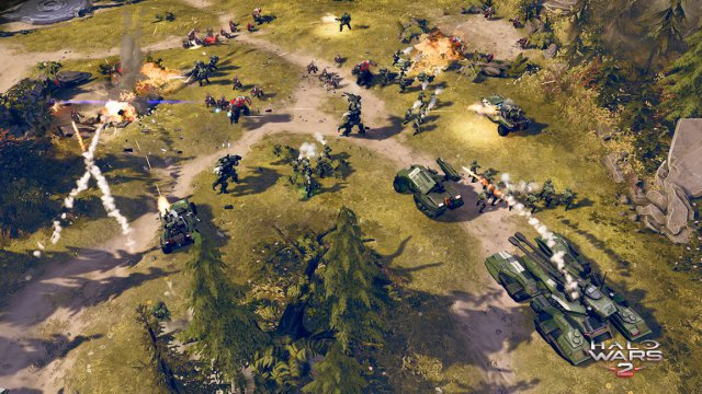 recensioni e gameplay halo wars 2