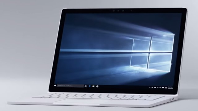 Arriva Surface Book, il primo pc Microsoft
