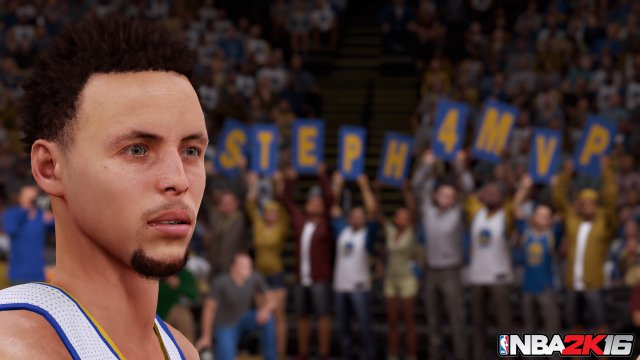 Stephen Curry, MVP NBA 2015