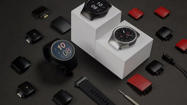 Smartwatch modulare Blocks