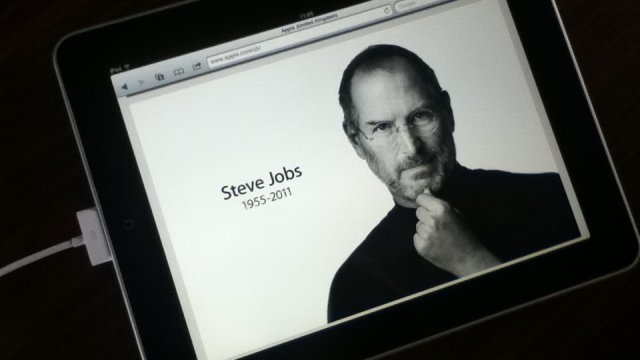 Steve Jobs, fondatore e CEO di Apple