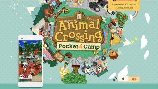 Animal Crossing: Pocket Camp in arrivo su smartphone