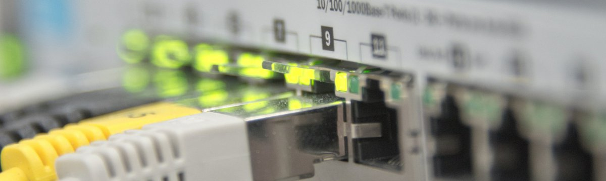 Connessione Ethernet