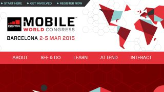 Mobile World Congress di Barcellona 2015