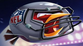 Angry Birds e NFL insieme per il SuperBowl