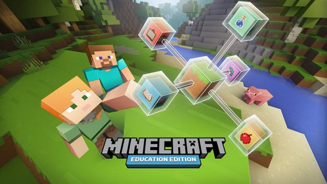 Arriva Minecraft: Education Edition