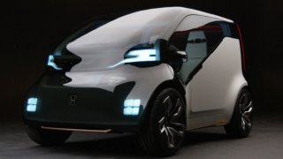 Honda e le auto connesse in 5G