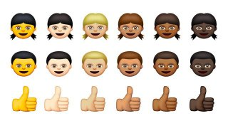 Apple, arrivano le emoticon multietniche e con coppie gay
