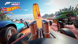 Forza Horizon 3, ecco le auto targate Hot Wheels