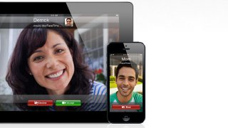 iPhone iMac FaceTime