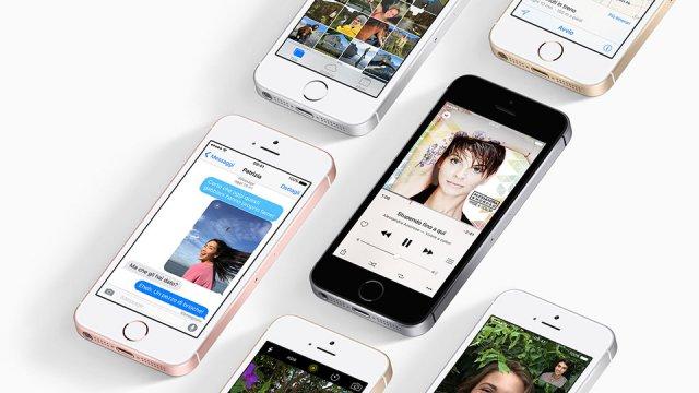 Iphone se specifiche tecniche recensioni prezzo uscita for Smartphone piccole dimensioni