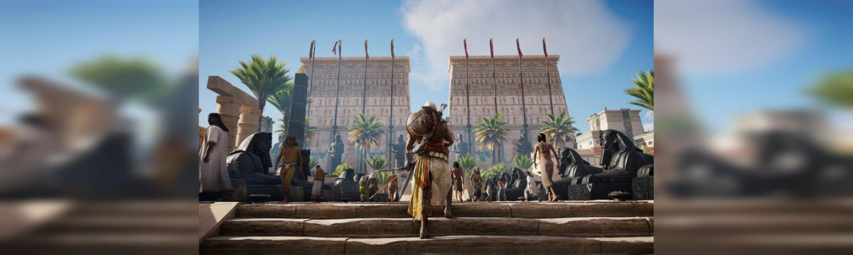assassin's creed origins recensione