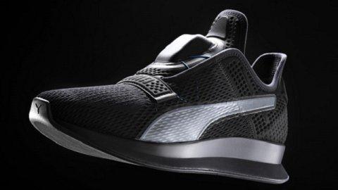 Puma Fit Intelligence, le scarpe che si allacciano da sole