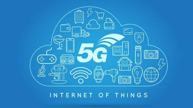 5G e Internet of Things