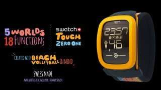 Swatch lancer� uno smartwatch in estate