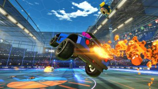 Rocket League supporta il crossplay con tutte le console