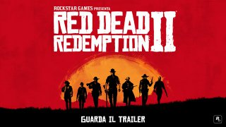 Red Dead Redemption 2: nuovo trailer