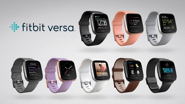 fitibit versa