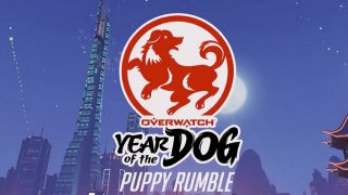 Overwatch Puppy Rumble, Remedy, Scribblenauts