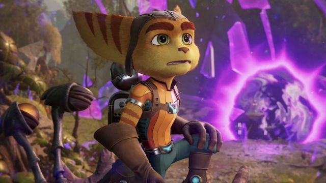 Ratchet & Clank: Rift Apart - il gameplay