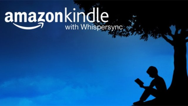 Amazon, un'app Kindle per ascoltare i libri