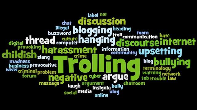 trucchi anti troll