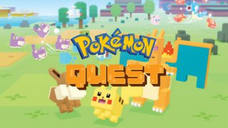 Pokémon Quest disponibile su iOS e Android