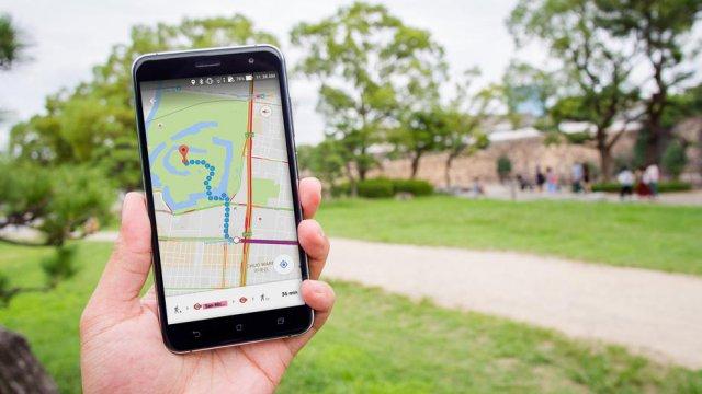 Cercare attività commerciali su Google Maps