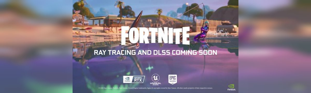 Fortnite: arriva il Ray Tracing in tempo reale di Nvidia