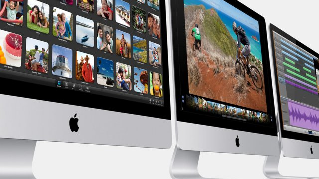 L'iMac, ultimo computer nato in casa Apple