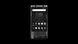 MWC 17, BlackBerry presenta KEYone