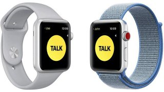 Walkie Talkie Apple Watch