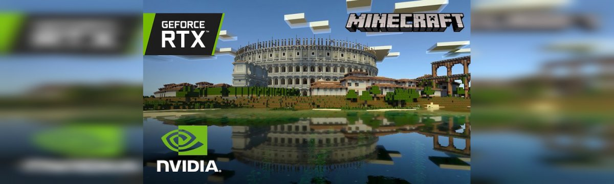 Minecraft con RTX arriva su Windows 10