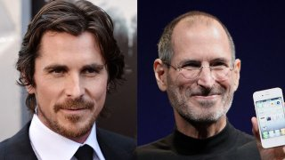Christian Bale interpreter� Steve Jobs