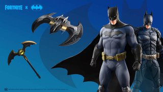 Batman arriva su Fortnite