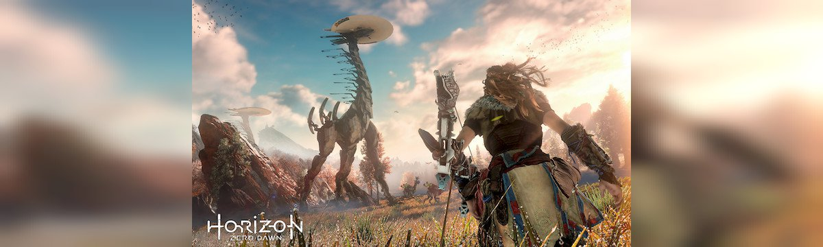 Horizon Zero Dawn: i requisiti hardware per PC