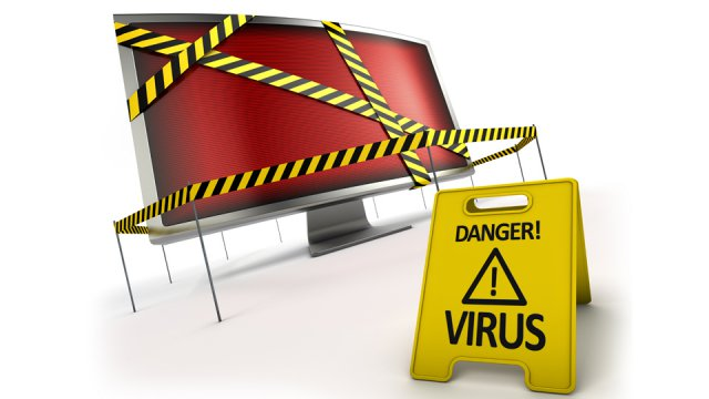 Virus in vista