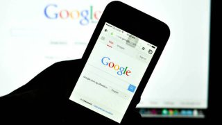Google smartphone screenshot