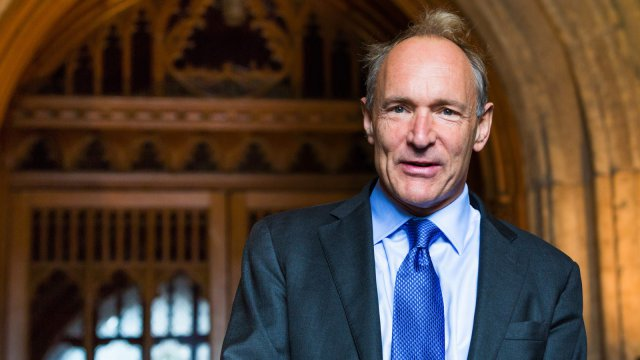 L�inventore del World Wide Web, Timothy John �Tim� Berners-Lee