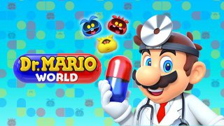 Dr. Mario World arriva su mobile