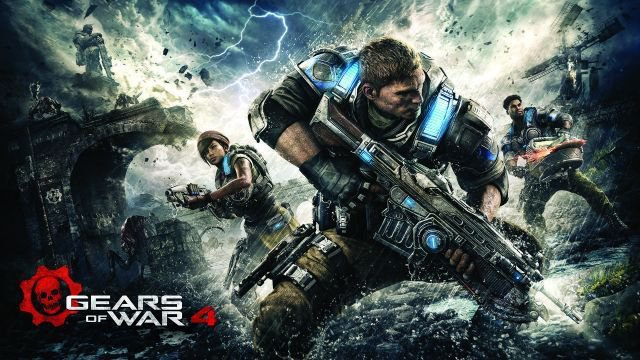 Gears of War 4, disponibili due nuove mappe