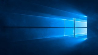 Windows 10 blue logo