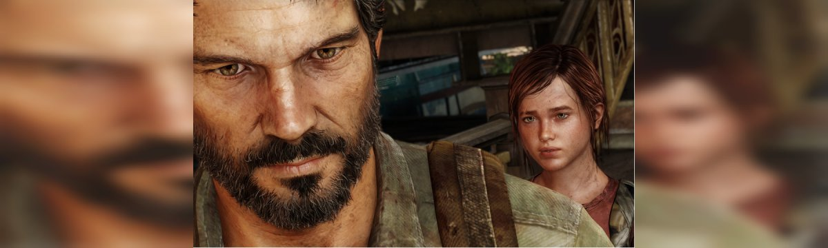 Joel ed Ellie, i due protagonisti di The last of us