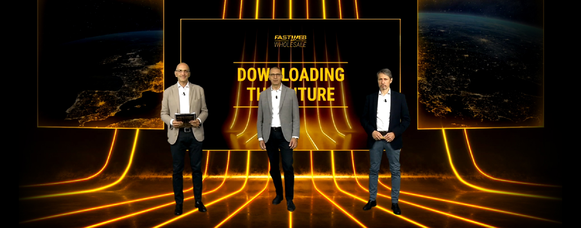 Downloading the Future - Wholesale Customer Event 2020